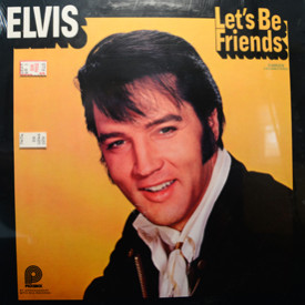 Elvis Presley - Let's Be Friends (sealed)