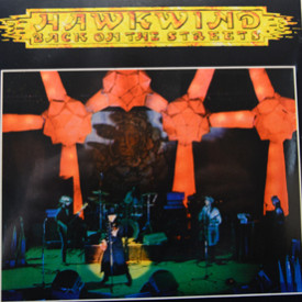 Hawkwind - Back On The Streets