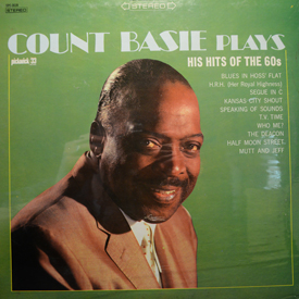 Count Basie - Count Basie Plays His Hits Of The 60s (sealed)