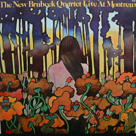 New Brubeck Quartet - Live At Montreux