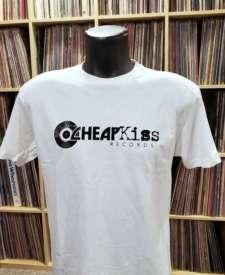 Cheapkiss - Cheap Kiss Records Men's Small White T-Shirt