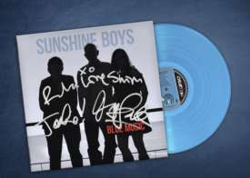 Sunshine Boys - Blue Music (Autographed)