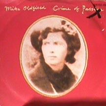 Mike Oldfield - Crime Of Passion / Jungle Gardenia
