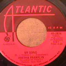 Aretha Franklin - My Song/ See Saw