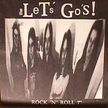 Let's Go's - Rock N Roll 7″