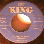 Bubber Johnson - Crazy Afternoon/ So Much Tonight