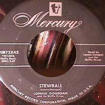Lonnie Donegan - Stewball/ Lost John