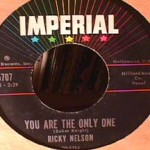 Rick Nelson - Milk Cow Blues/ You Are the Only One