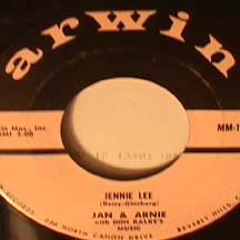Jan & Arnie - Jenny Lee/ Gotta Getta Date