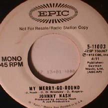Johnny Nash - My Merry-Go-Round