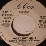 Berry Street Station - Sweet City Song
