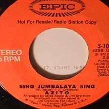 Azito - Sing Jumbalaya Sing