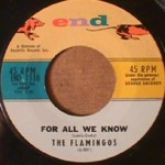 Flamingos - Near You/ For All We Know