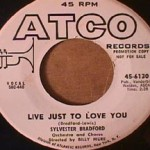 Sylvester Bradford - I Like Girls/ Live Just to Love You