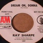 Ray Sharpe - Another Piece of the Puzzle/ Dream on Donna