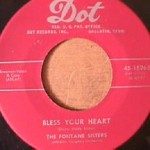 Fontaine Sisters - Bless Your Heart/ Hearts of Stone