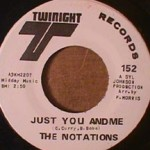 Notations - I've Been Tryin/ Just You and Me