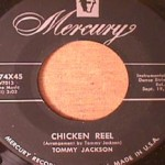 Tommy Jackson - Cotton Eyed Joe/ Chicken Reel