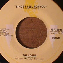 Lords - Since I Fell for you