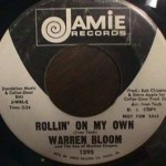 Warren Bloom - Rollin' On My Own / Natural Sinner