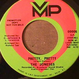 Joneses - Pretty Pretty