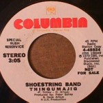 Shoestring Band - Thingumajig