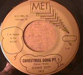 Sonny Stitt - Christmas Song Part 1 and 2