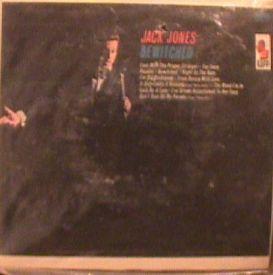 Jack Jones - Bewitched