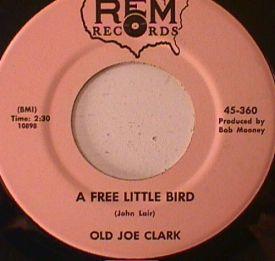 Old Joe Clark - Sleep On Irene / A Free Little Bird