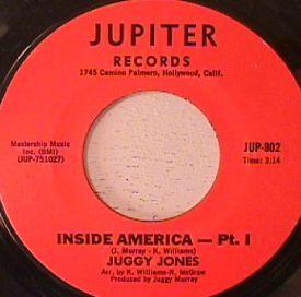 Juggy Jones - Inside America