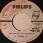 Val Doonican - I Believe my Love Loves Me