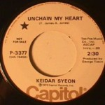 Keidar Syeon - Unchain My Heart/ Brown Eyed Girl