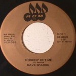 Dave Sparks - Nobody but Me/ Partners