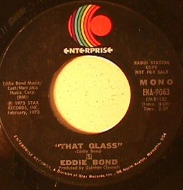 Eddie Bond - That Glass