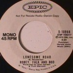 Falk and Bod Robey - Lonesome Road