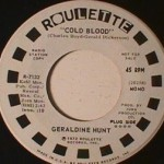 Geraldine Hunt - Cold Blood