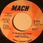 Tommy Rochelle - If You Walk out on Me/ Hey Carpenter