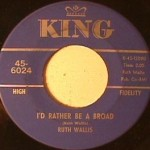 Ruth Wallis - I'm The Sexiest Gal in town/ I'd Rather Be a Broad