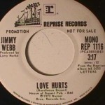 Jimmy Webb - Love Hurts