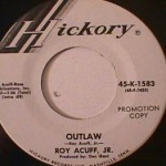 Roy Acuff - Back to Atlanta/ Outlaw