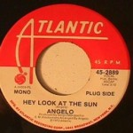 Angelo - Hey Look at the Sun