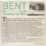 Bent - Growing Up Bent