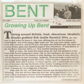 Bent - Growing Up Bent