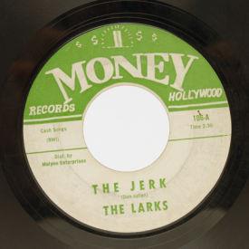 Larks - The Jerk/Forget Me