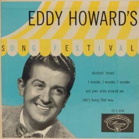 Eddy Howard - Song Festival