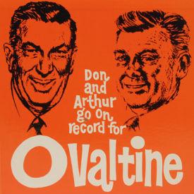 Don McNeil & Arthur Godfrey - Don And Arthur Go On Record For Ovaltine