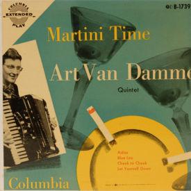 Art Van Damme Quintet - Martini Time
