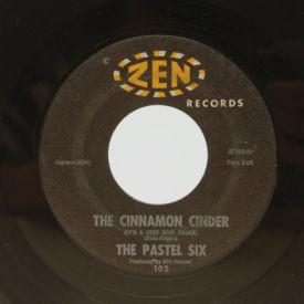 Pastel Six - The Cinnamon Cinder
