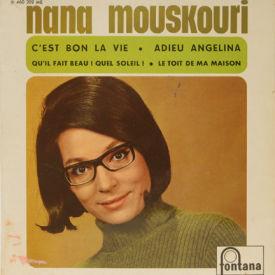 Nana Mouskouri - C'est Bon La Vie