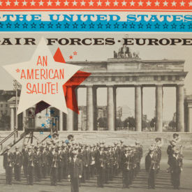 United States Air Forces In Europe Band - An American Salute